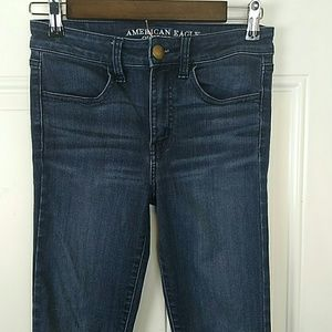 American Eagle Outfitters high-rise jeggings